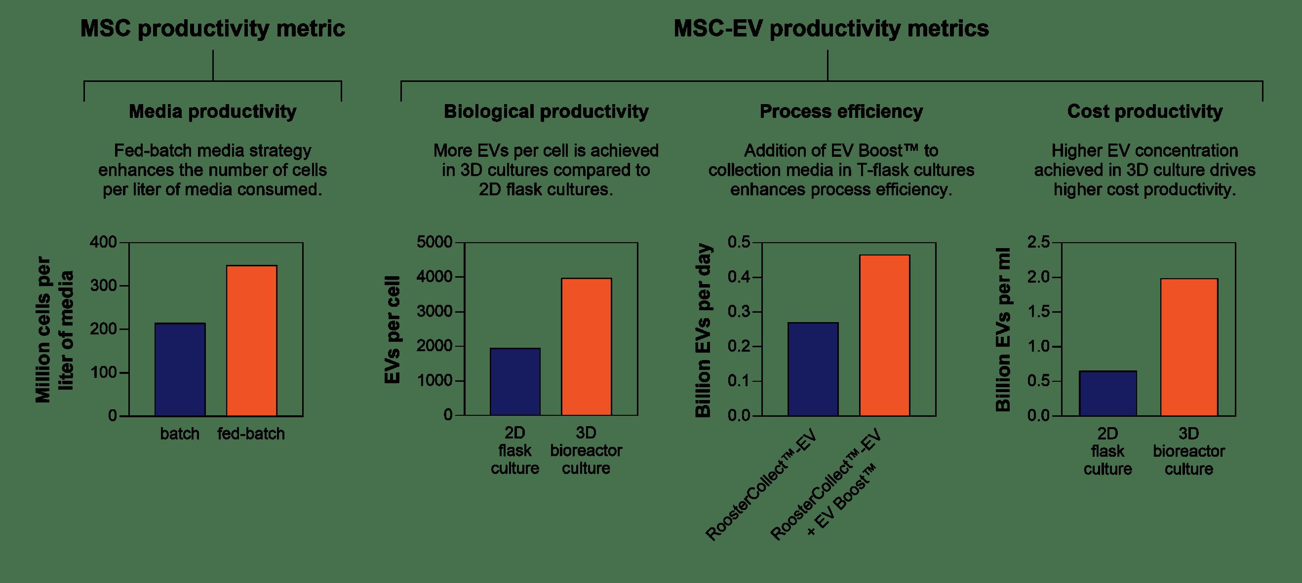 MSC Productivity Metrics